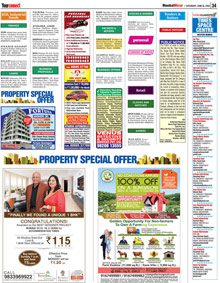 Mumbai Mirror Classified Epaper