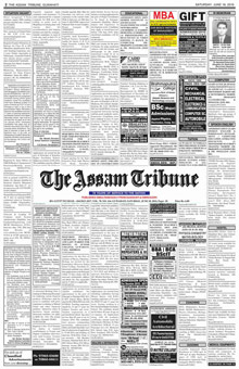 Assam Tribune Classified Epaper