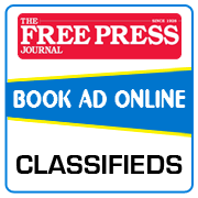 Free Press Journal Classified Ad Booking