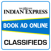 New Indian Express Classified Ad Booking
