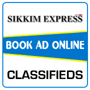 Sikkim Express Classified Ad Booking