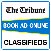Tribune Classified Ad Booking