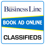 Business Line Classified Ad Booking