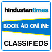 Hindustan Times Classified Ad Booking
