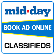 Midday Classified Ad Booking