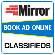 Mirror Classified Ad Booking