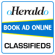 O Herald O Classified Ad Booking