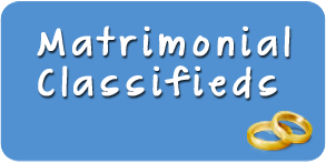 Matrimonial Classifieds