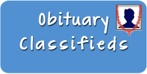 Obituary Classifieds